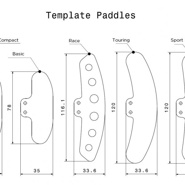 TF-Paddle-Template