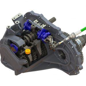 Gearbox/Drivetrain
